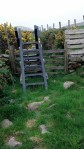Just jump over the stile