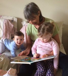 Story time with Nana