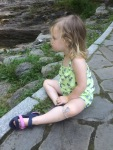 Visiting Kent Falls